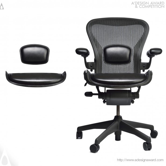 Paolo Roth - Saddle Collection Aeron Cushion Set