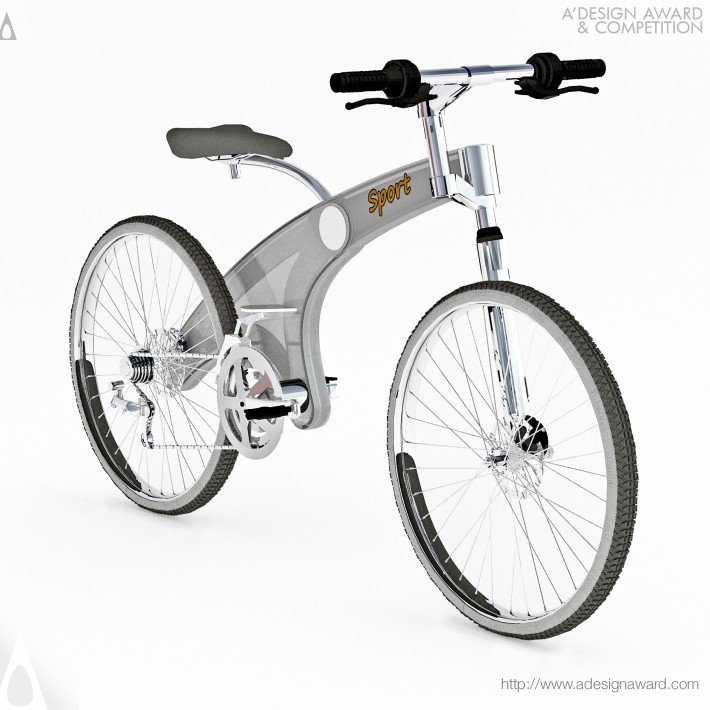 Alexandre Jose Goncalves Neto - Synchro Folding Bike