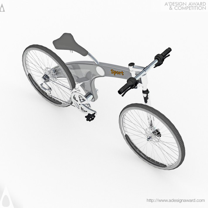 Folding Bike by Alexandre Jose Goncalves Neto
