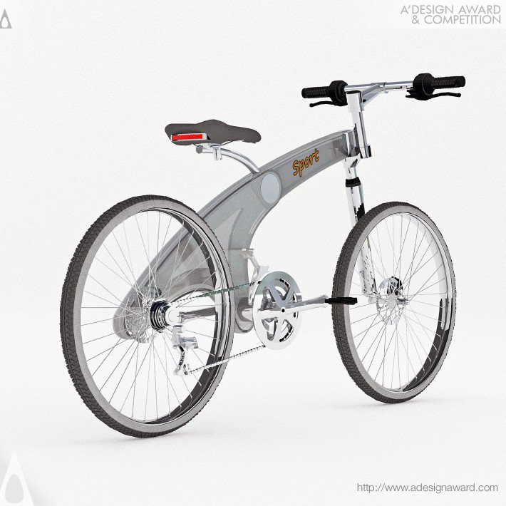Alexandre Jose Goncalves Neto Folding Bike
