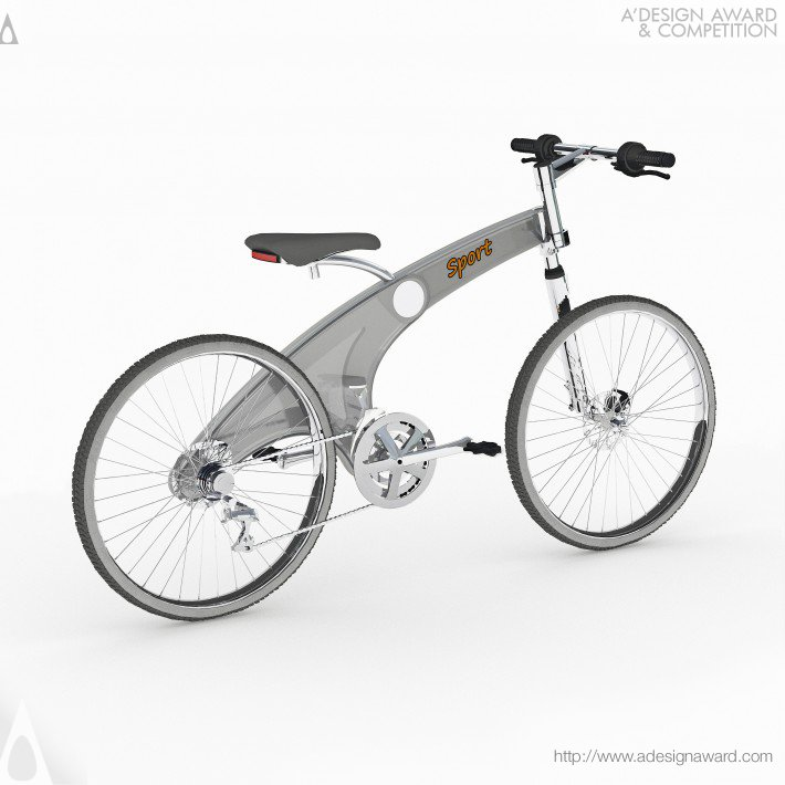 Synchro Folding Bike by Alexandre Jose Goncalves Neto