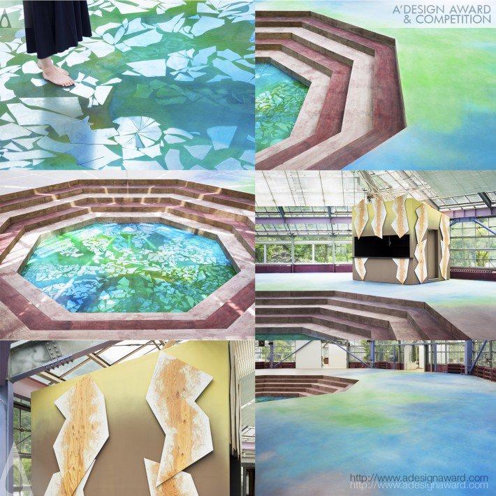 Waterscape/Memory of Spring (Museum + Multi-Purpose Space Design)