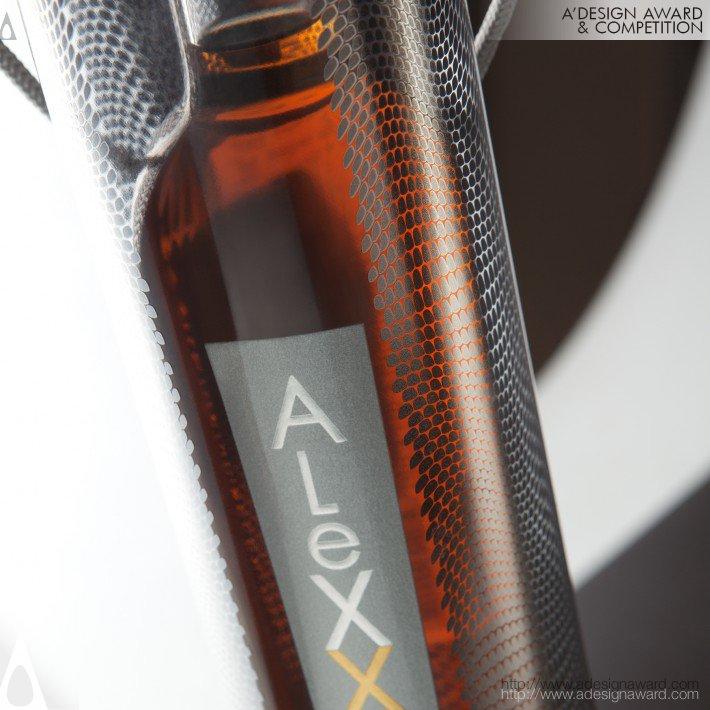 Alexx Black Snake (Innovative Brandy Design)