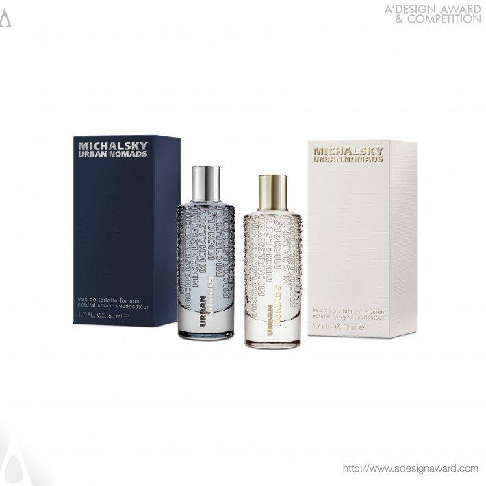 Michalsky Urban Nomads (Perfume Design)