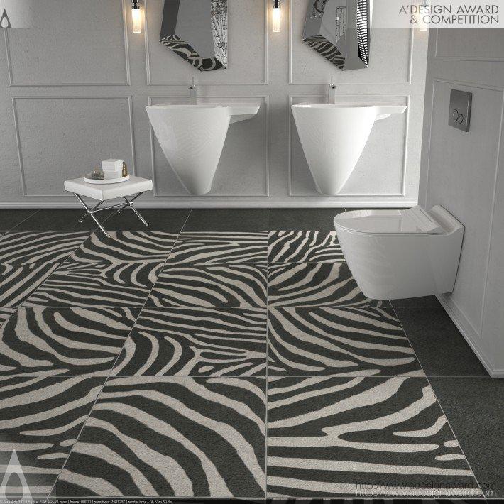 Safari (Ceramic Floor Tiles Design)