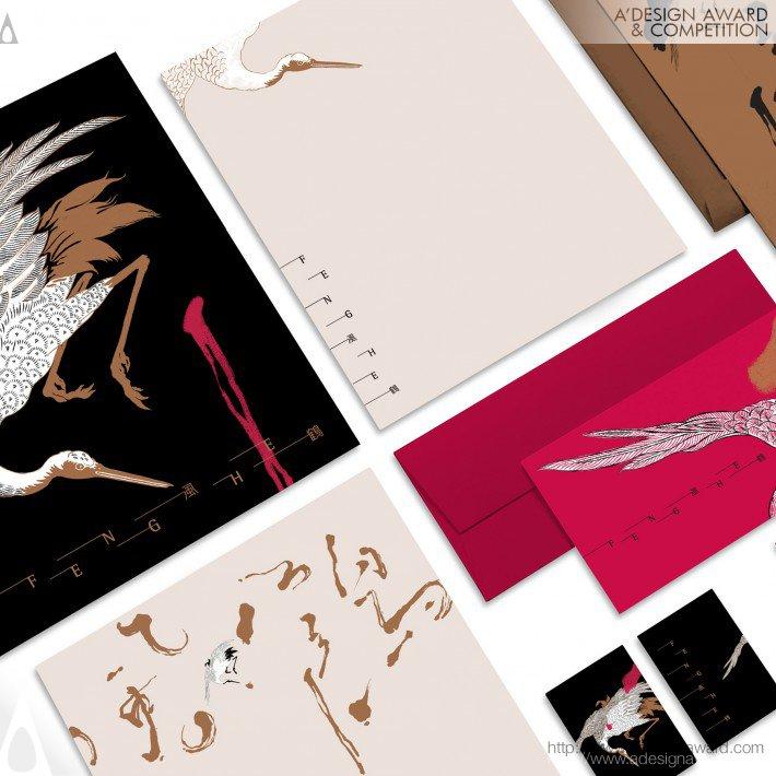 Feng He (Branding Design Design)