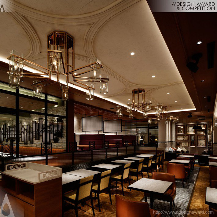 George (Restaurant Design)