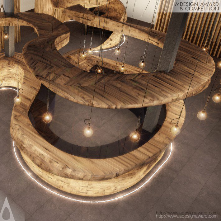 Multifunctual Bar by Christoph Piffer
