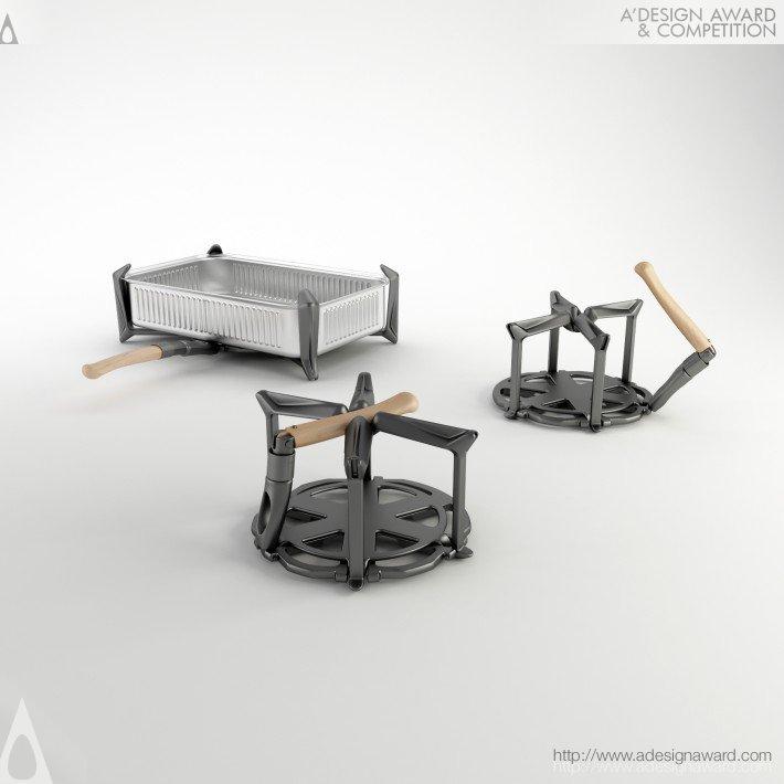Panfold (Camping Pan Design)