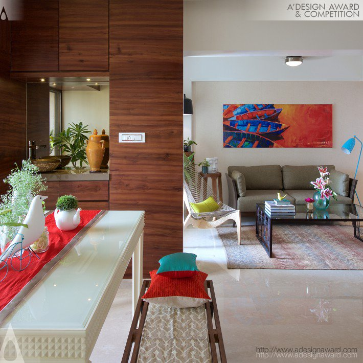 Prashant Chauhan - Life by The Window Seat Interior Residential Home