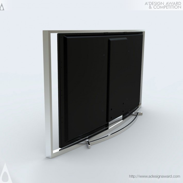 Curvelinea Curved Led Tv (Curved Led Tv Design)