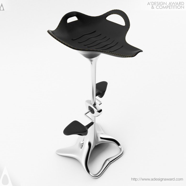 Barcycling Chair (Bar Chair Design)