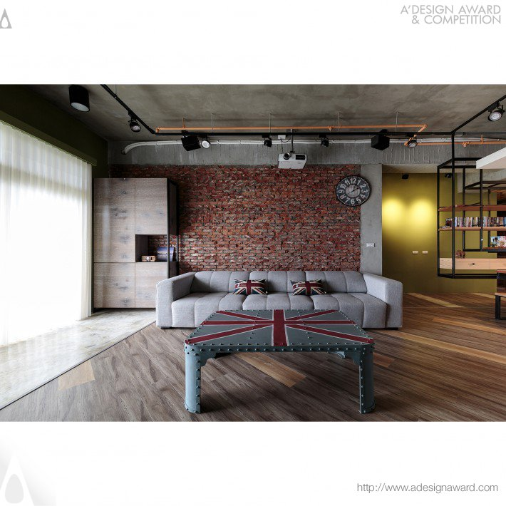 Interior Design by Chih-Chieh Tien