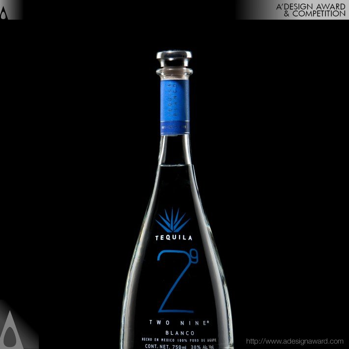 Tequila 29 Two Nine (Tequila Brand Design)
