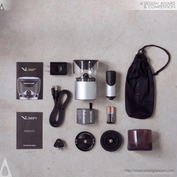 V360 (Digital 360 Degree Camera Design)