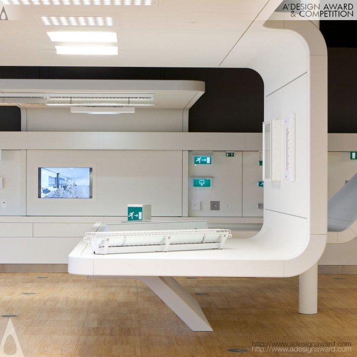 Light Pavilion (Experience Center Design)