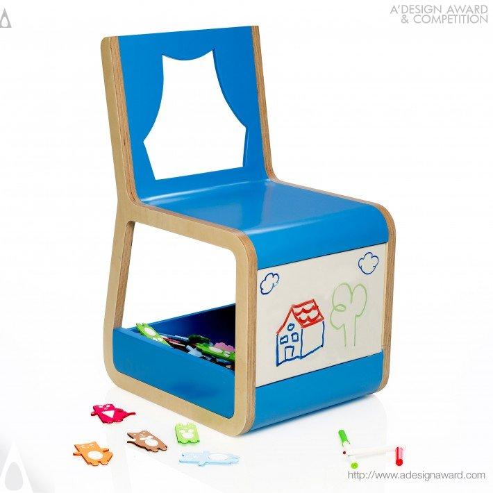 Thea (Theatre Chair Design)