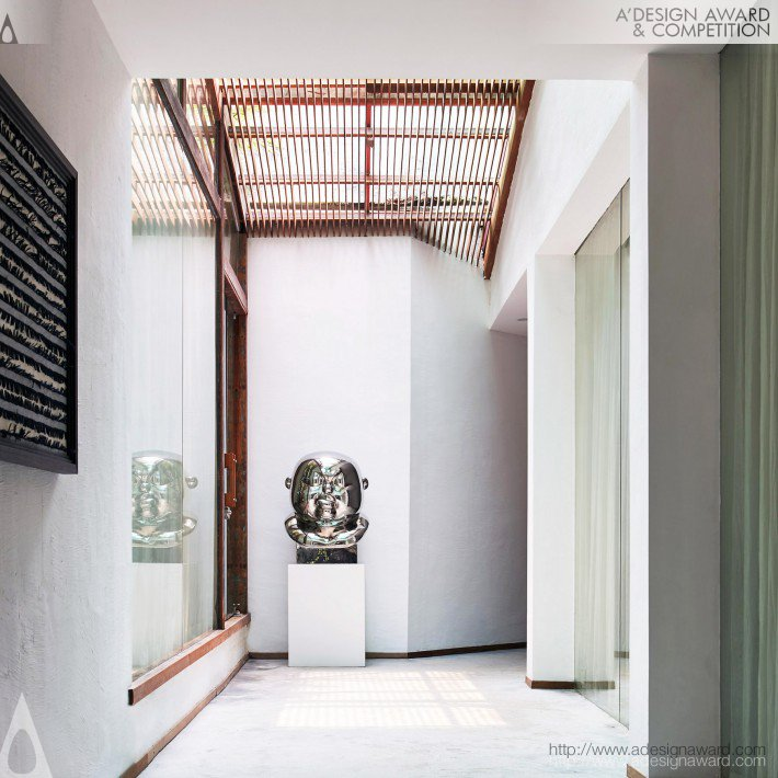 Suyab Space Tearoom (Product Showroom Design)