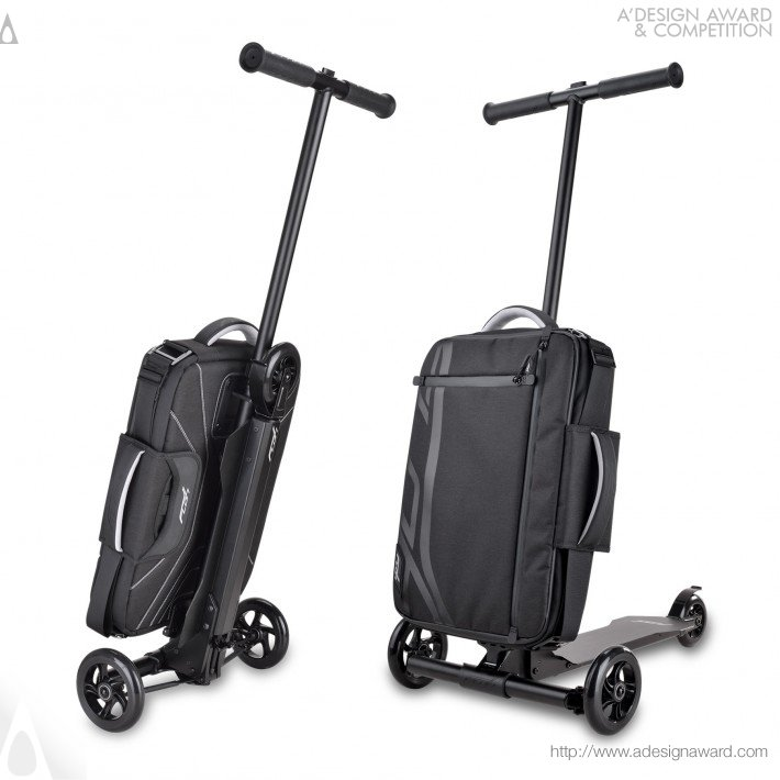 Floh (Travel Luggage Design)