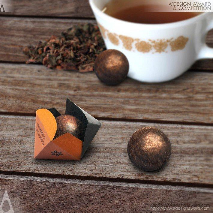 Bigelow Tea Rebrand (Tea Gift Set Design)