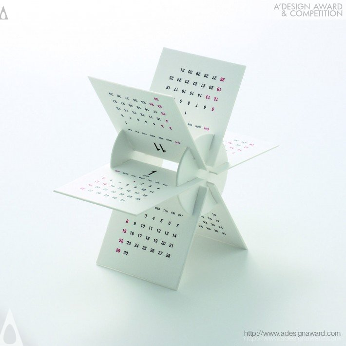 "Calendar 2013 ""waterwheel"" (Calendar Design)"