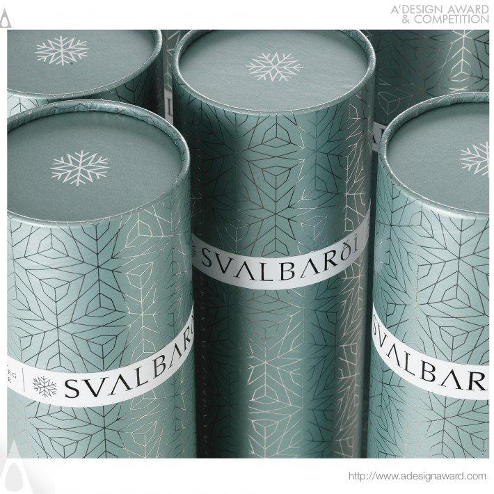 Svalbardi (Polar Iceberg Water Design)