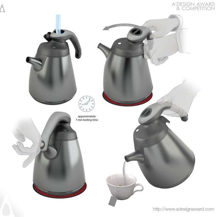 Twist (Stovetop Kettle Design)