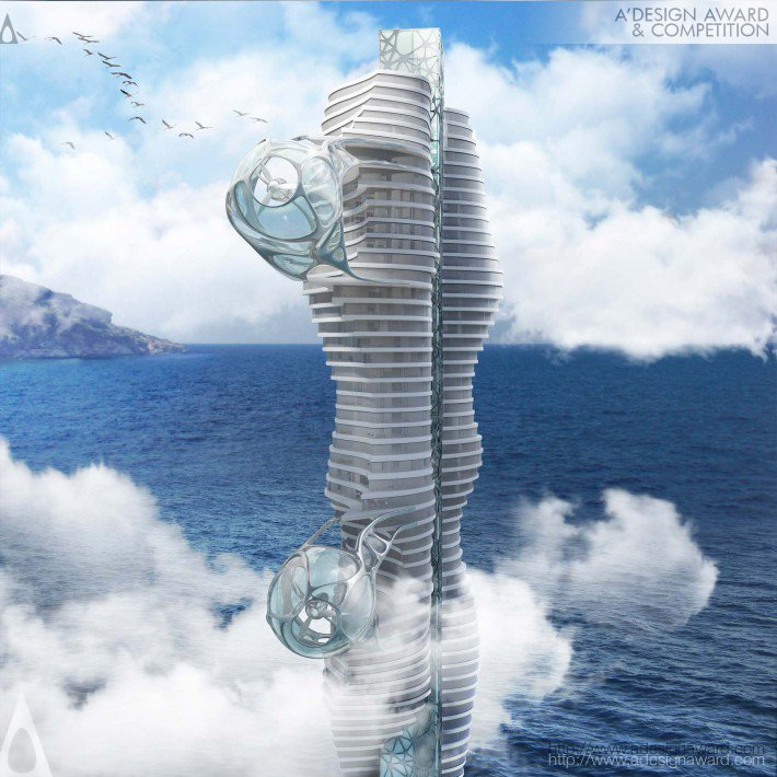 Wind Tower (Skyscraper Design)