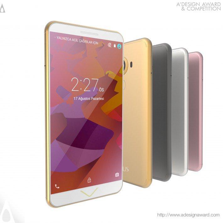 Vestel Venus Vega 5, 7 (Premium 5, 7 Inch Smarthphone Design)