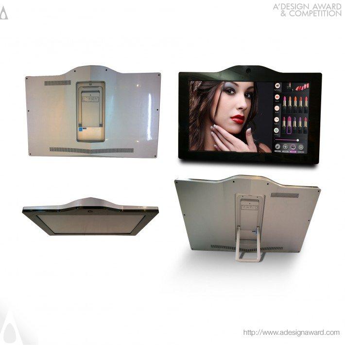 Adina (Virtual Make Up Design)