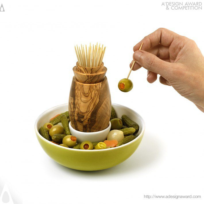 Titobowl (Snack Bowl Design)