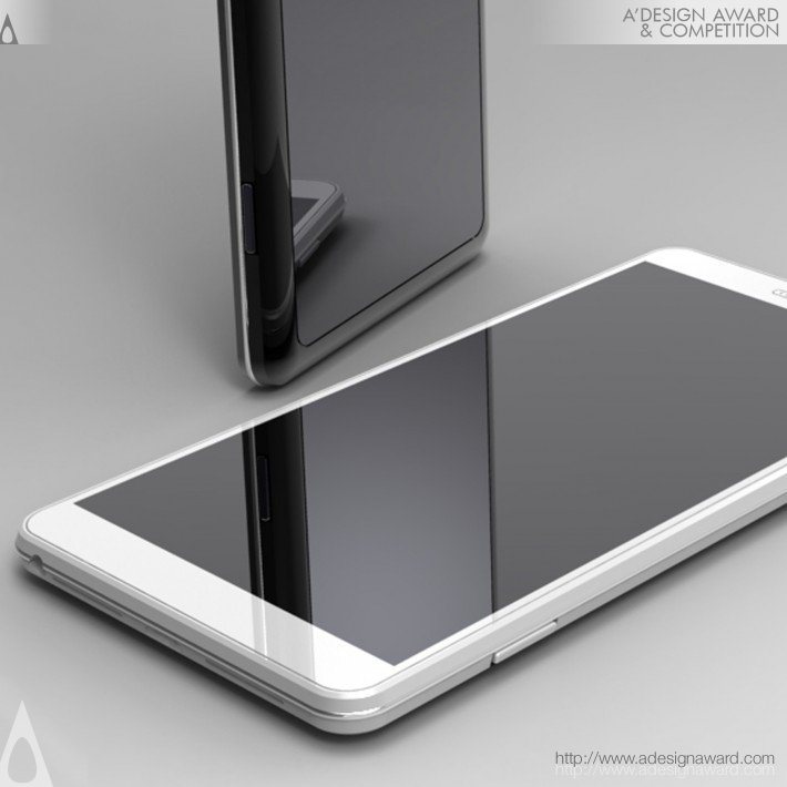 Daphne Smart Phone (Smart Phone Design)