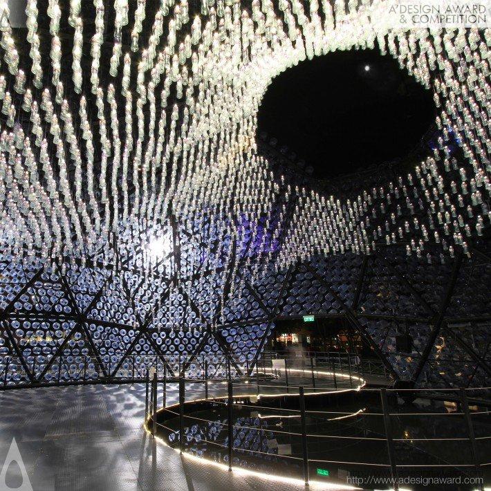 Rising Moon (Pavilion Design)
