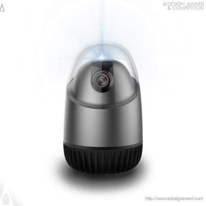 Luna (Smart Bedside Projector Design)