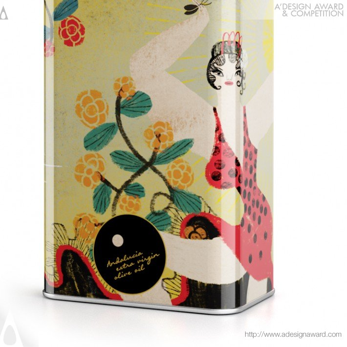 Tgtl-The Olive Oil Experience (Gift Box Design)