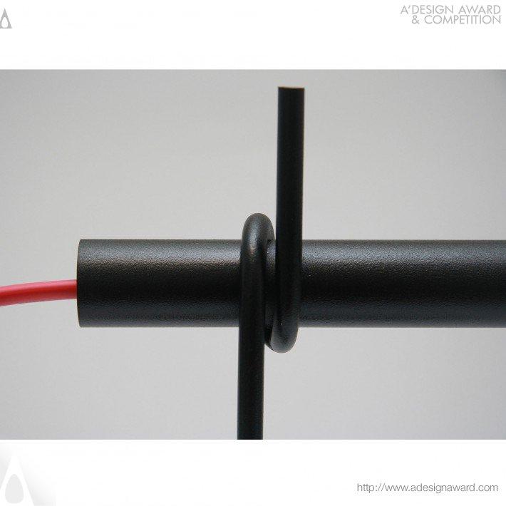 Tano (Desk Lamp Design)