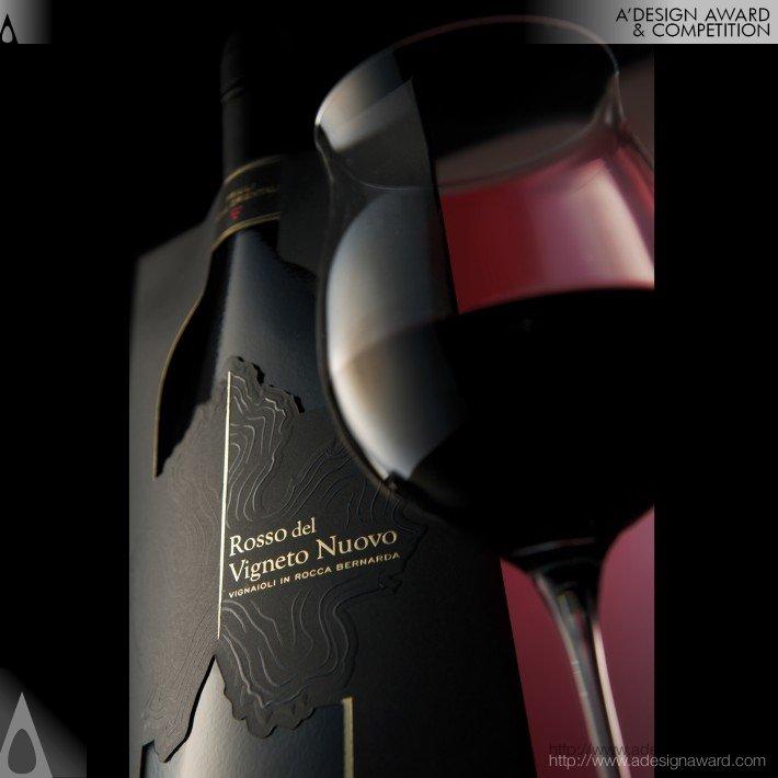 Rosso Del Vigneto Nuovo (Wine Pouch Design)