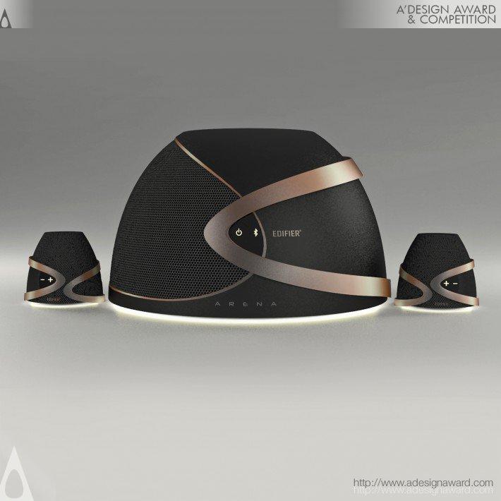 Edifier Arena (Audio Speakers Design)