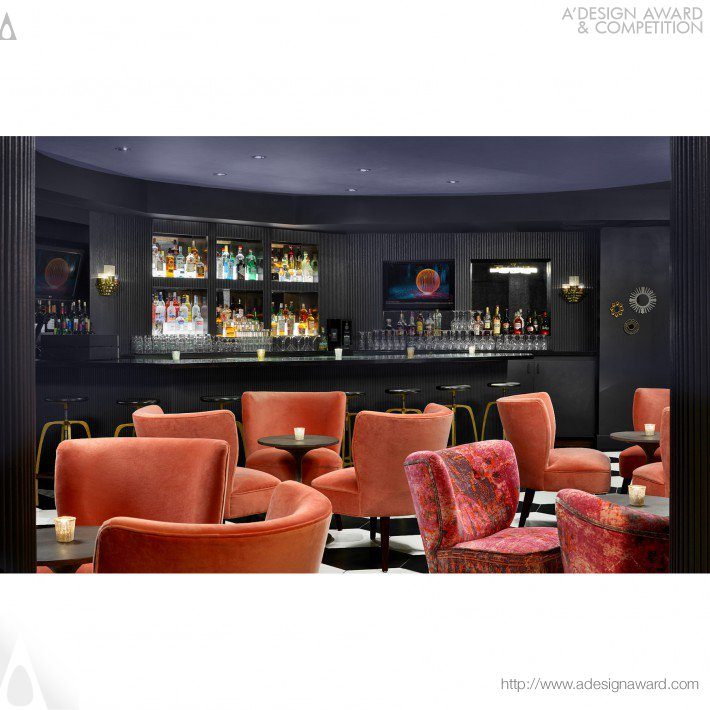 Riviera Palm Springs (Hospitality Public Spaces Design)
