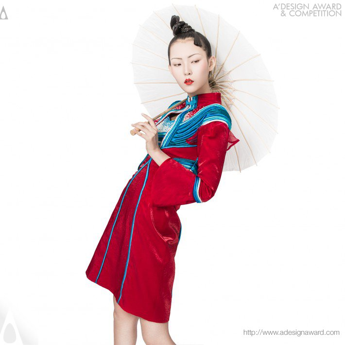 Hongrui Zhou - Creative Costumes Clothing