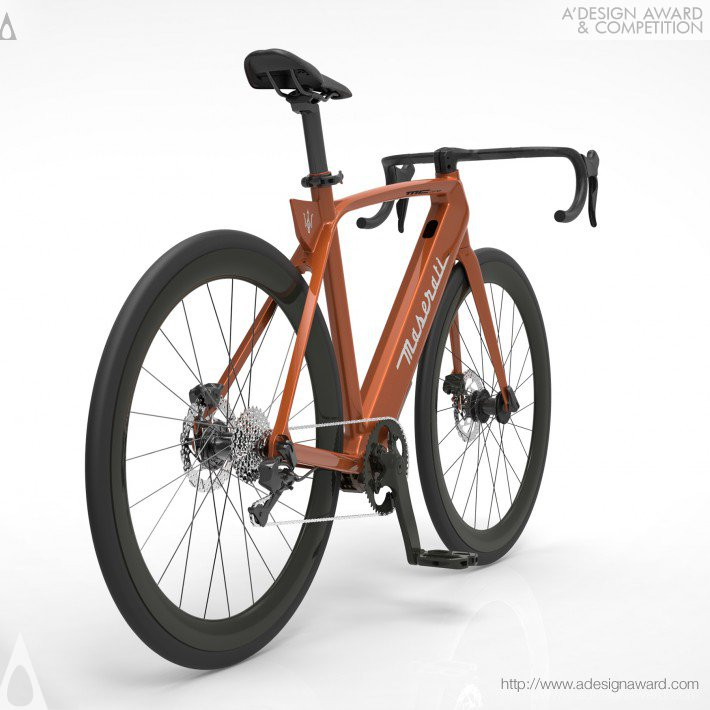 McCorse (Electric Bicycle Design)
