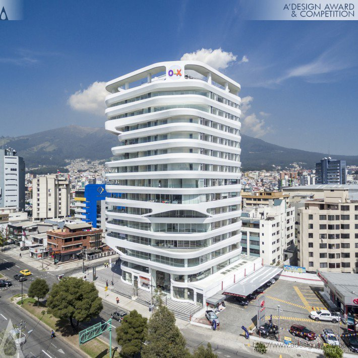 Uribe Schwarzkopf and LA Arquitectos - Gaia Mixed-Use Building