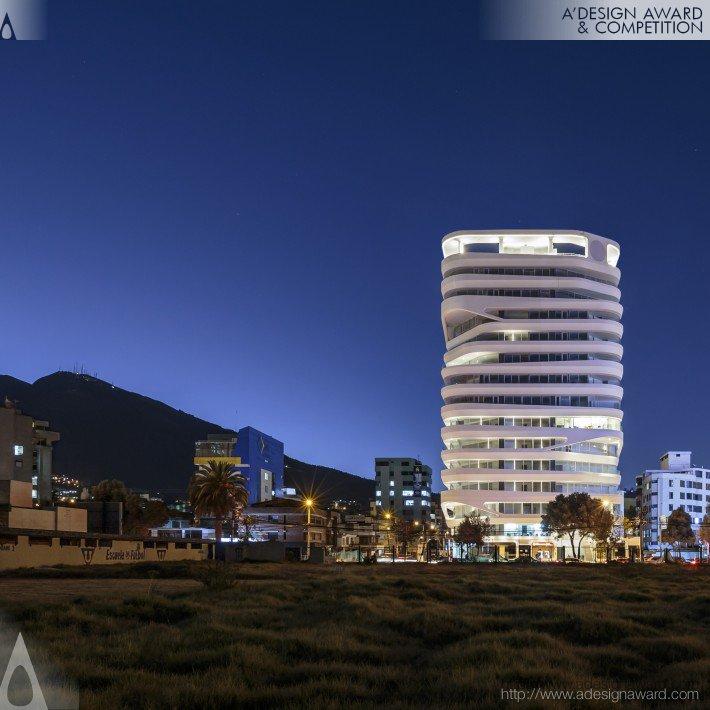 Gaia (Mixed-Use Building Design)