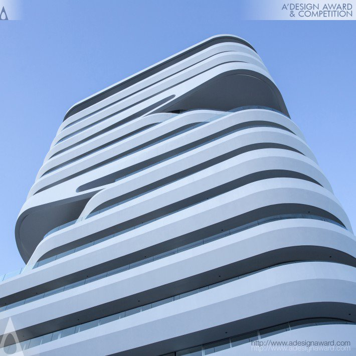 Gaia Mixed-Use Building by Uribe Schwarzkopf and LA Arquitectos