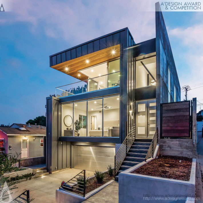 Avenue a Residence (Single Family Residential Design)