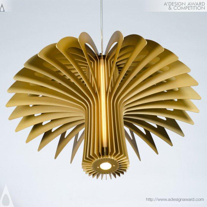 Shroom (Pendant Light Fixture Design)