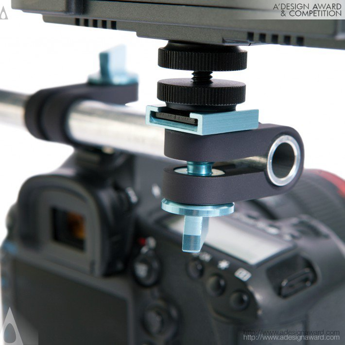 Nicedice (Adapter System For Professional Filming Design)
