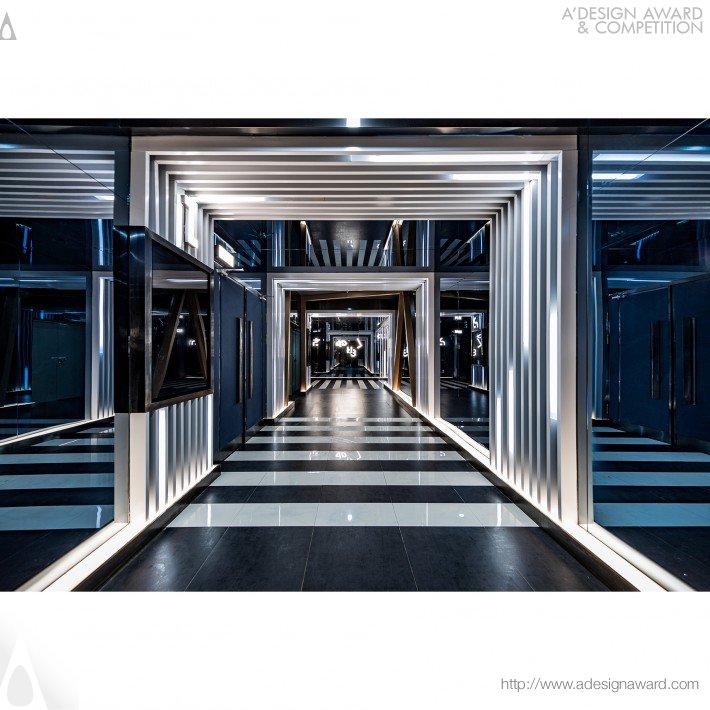 Trimensional Space (Cinema Design)