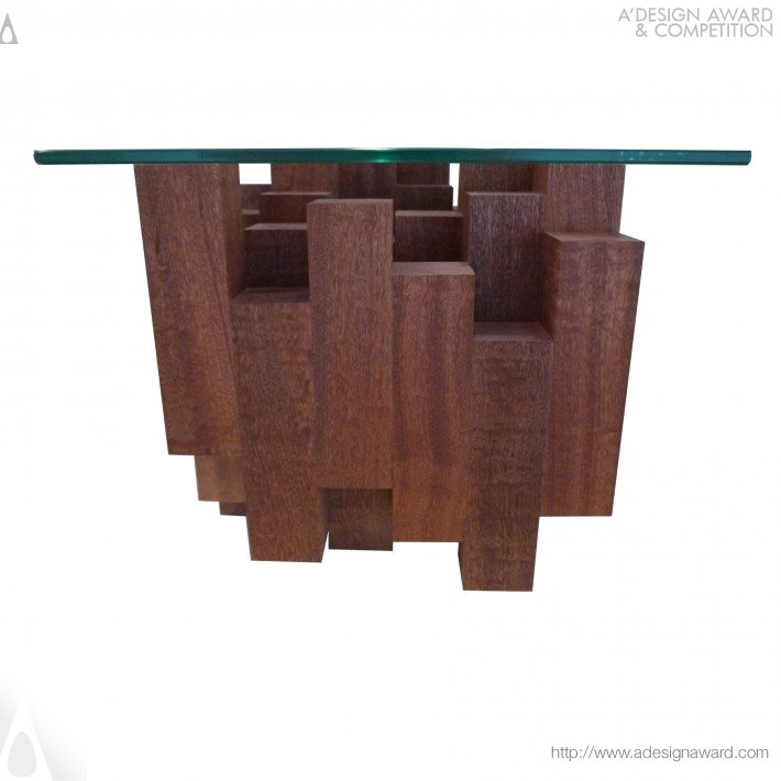 Coffee Table by Alice Maureen Or