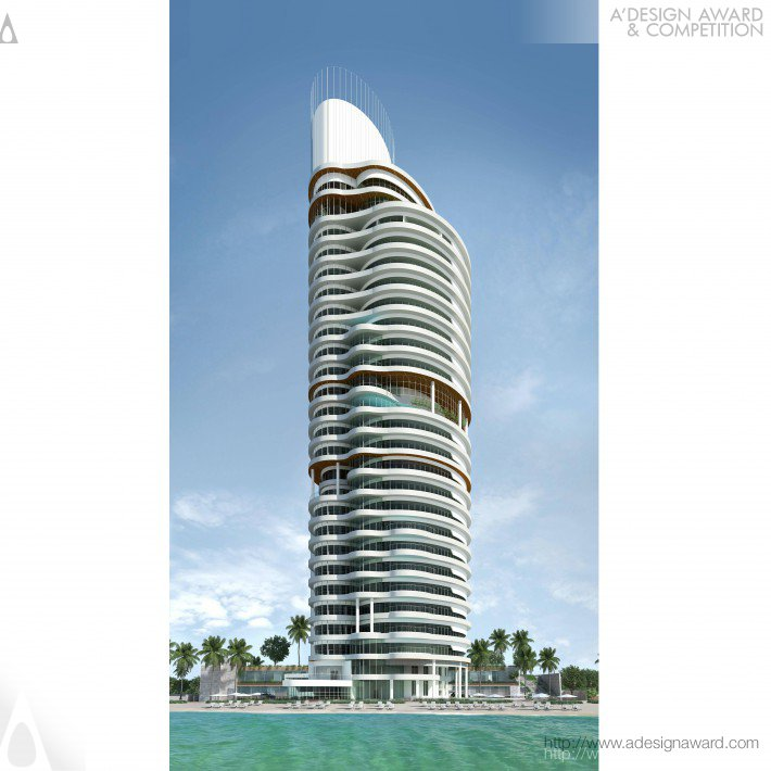 The Wave Tower Waterfront Residences by Girish Pillai